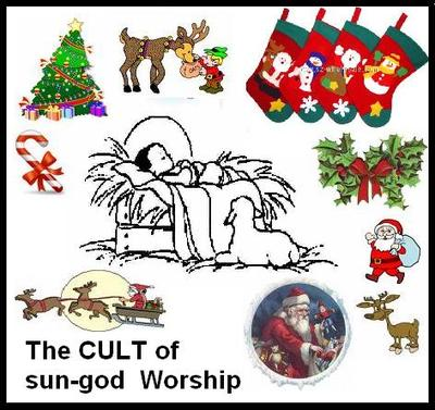 THE CULT OF SUN GOD WOSHIP